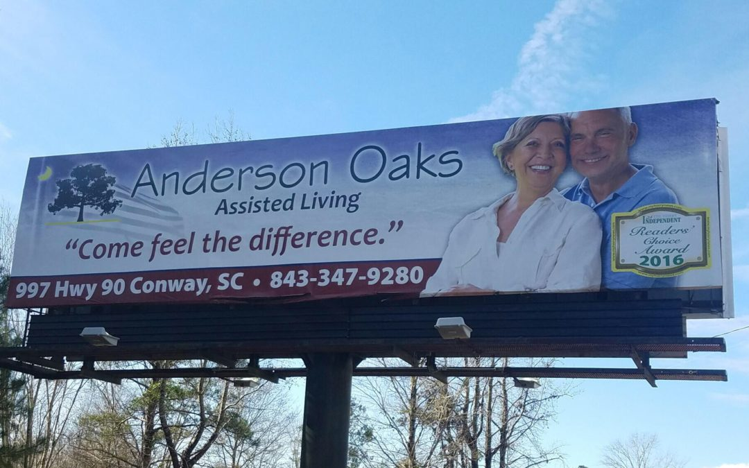 Anderson Oaks Assisted Living Conway SC
