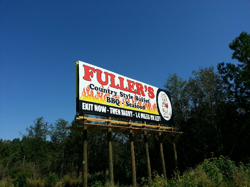 Fullers BBQ