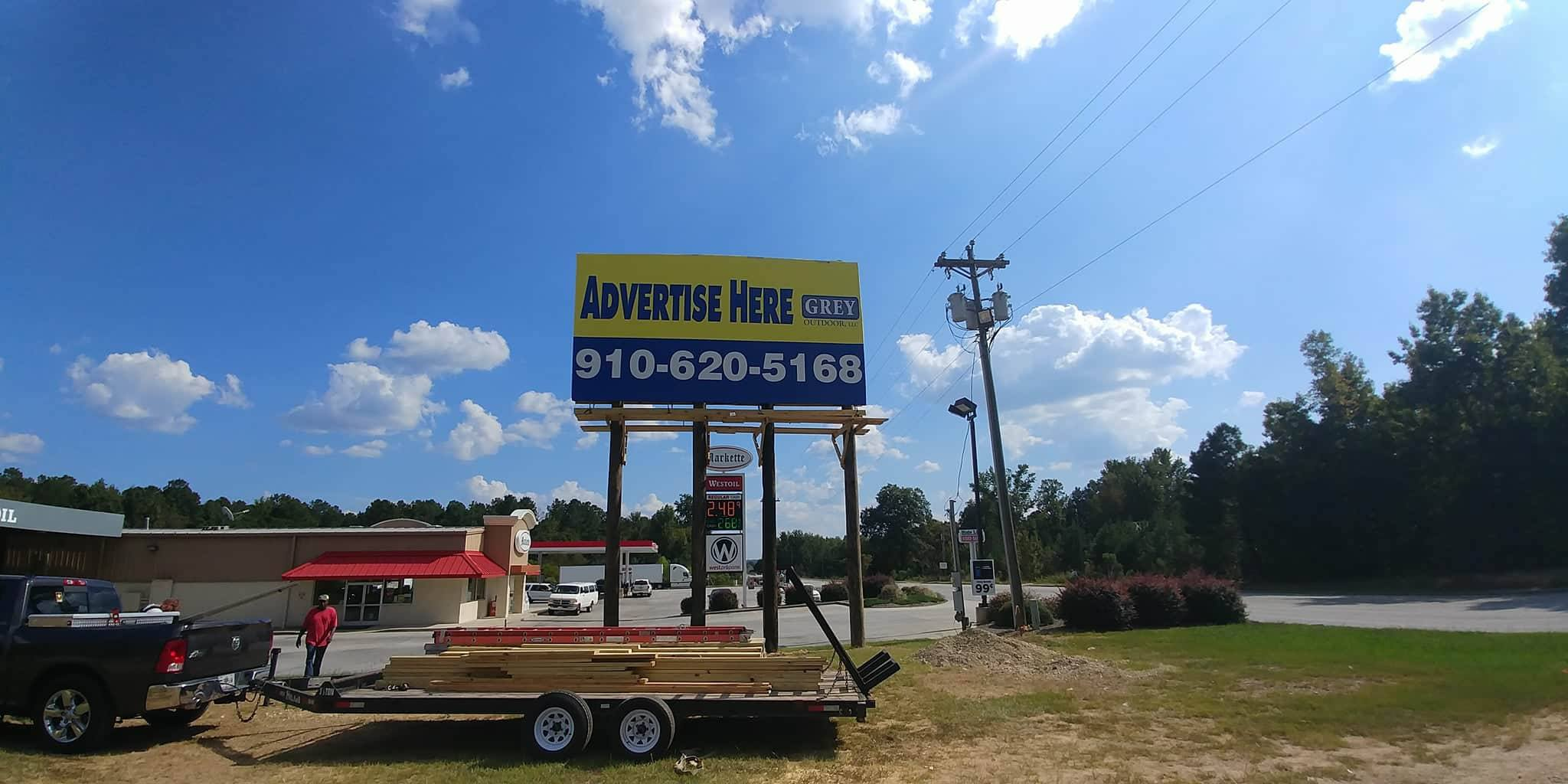 Pageland Sc Available Billboard