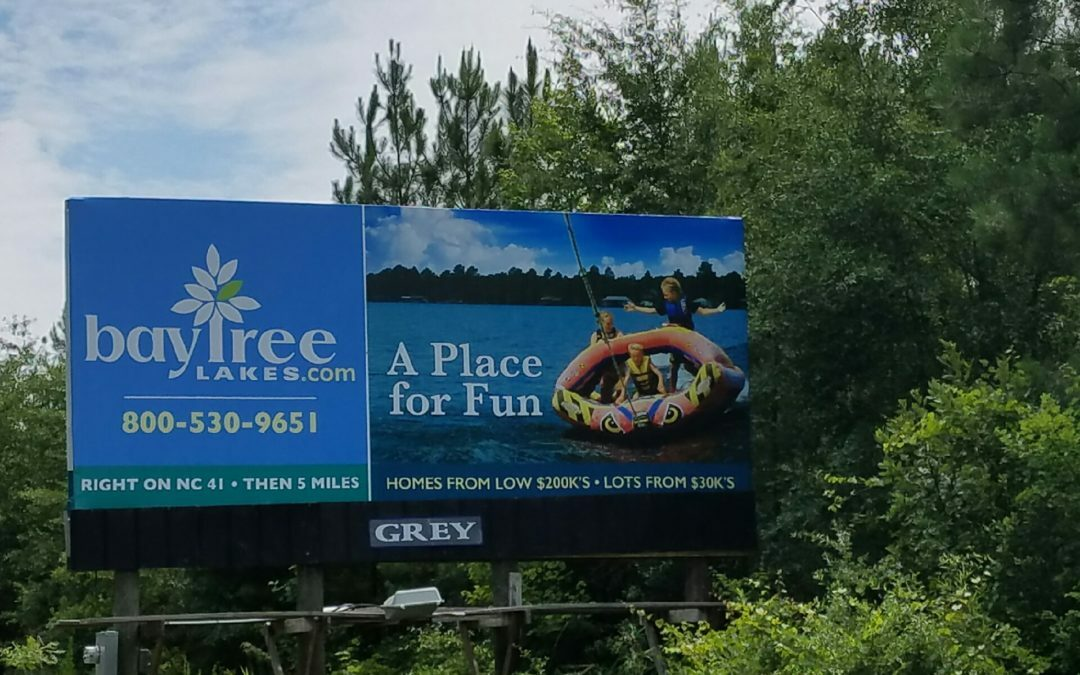 Bay Tree Lakes Red Bird Land Company LLC – Located near Elizabethtown, North Carolina