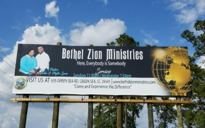 Bethel Zion Ministries – Located in Green Sea, South Carolina