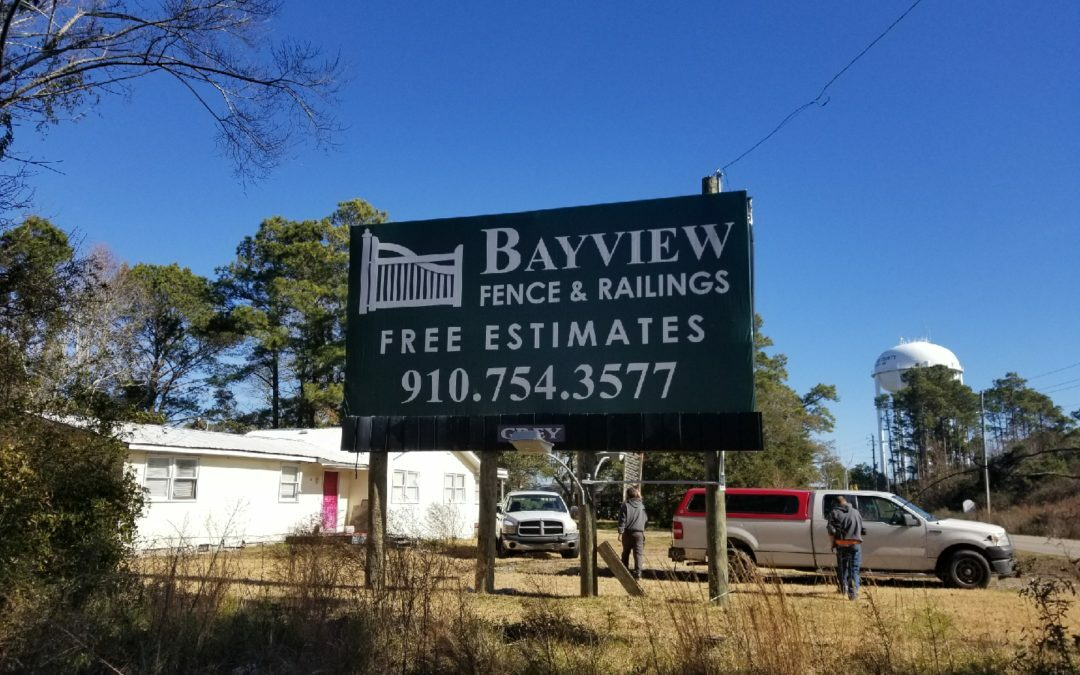 Bayview Fence & Railing – Serving all of Brunswick County, NC