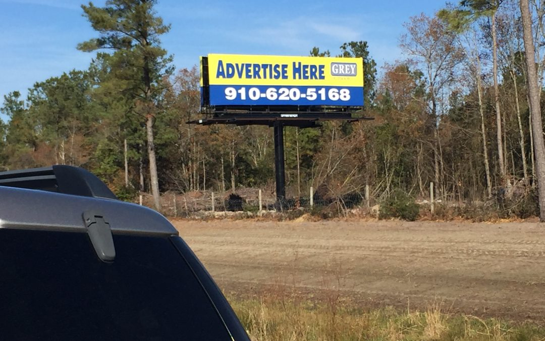 I-40 Billboard Advertising Available
