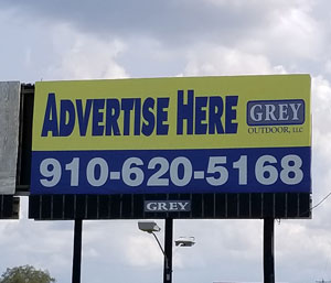 Greenville NC Billboards Available For Rent